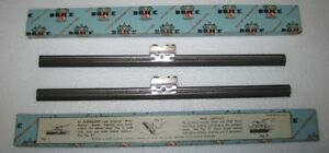 1946 1949 Buick Windshield Wiper Blades Pair Nos Oem 1393720 Trico