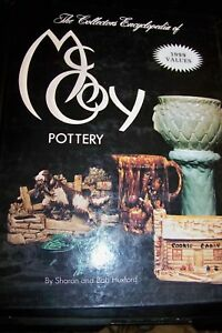 Identification Price Guide Book On Mccoy Pottery