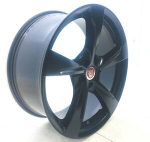 19 19 Inch Staggered Jaguar Xj Xjl Toba Oem Replacement Wheels Rims Set 4 New