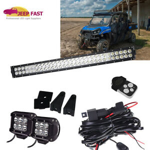 30inch Led Light Bar Kit For Ford New Holland Tractor 2000 2310 2600 2610