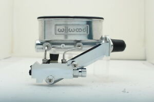 Chrome Wilwood Master Cylinder Kit 1 Bore Includes Proportioning Disc drum