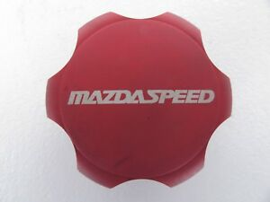 2007 2013 Mazda Speed 3 Ms3 Clip On Oem Factory Accessory Oil Filler Cap A1
