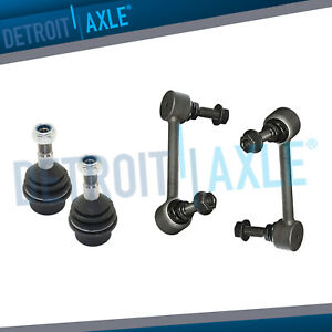 Both 2 Sway Bar Links Lower Ball Joints For Grand Cherokee 3 0l 3 6l 5 7l