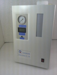 High Purity Hydrogen Gas Generator H2 0 500ml Pem Electrolyzer 110 220v Bi