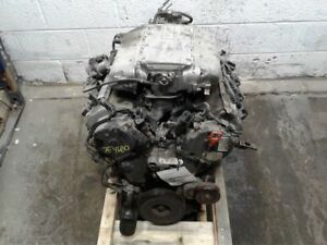 2001 2002 Acura Mdx Engine Assembly 3 5l 1852714