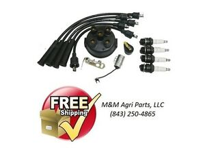 Complete Tune Up Kit Ferguson To20 To30 To35 F40 Mh50 Tractor 4 Cylinder Cont