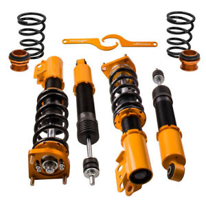 Tuning Coilovers Kits For Ford Mustang 4th 1994 04 Adjustable Height Mounts
