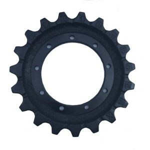 New Mini Excavator Undercarriage Part Sprocket For Ur135z419