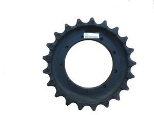 New Mini Excavator Undercarriage Part Sprocket For Ur101z123