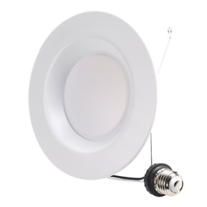 Hykolity 5 6 Led Downlight Recessed Can Light Integrated Baffle Trim Design Ret