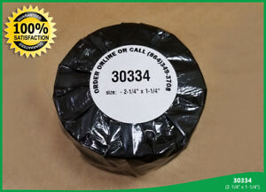 30334 Dymo Compatible Twin Turbo 450 Duo Labels Direct Thermal Print 15 Rolls
