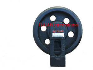 New Heavy Equipment Parts Mini Excavator Front Idler For Hitachi Zx35