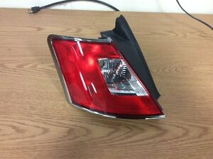 New Tail Light Lamp Driver Side Ford Taurus 2010 2012 Oem