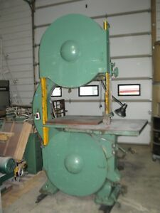 Tannewitz 36 Wood Cutting band Saw Great Condition