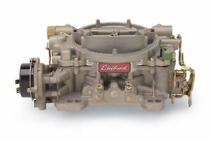 Edelbrock 1409 Marine Performer Series 600 Cfm Electric Choke Carburetor