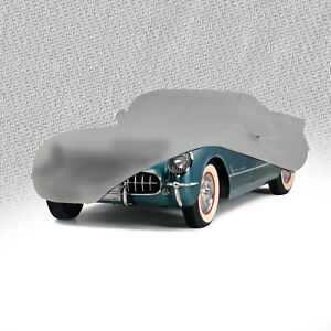 C1 1953 1962 Corvette Flannel Lined Indoor Car Cover With Bag