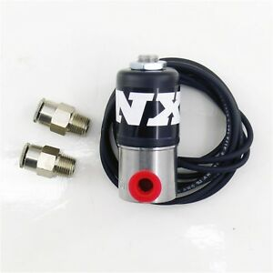 Nitrous Express 15055 Water Methanol Injection System Solenoid Upgrade