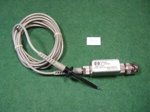 Hp 10433a O scope Probe 10 1 10mohm 10 Pf Tested Probe Only
