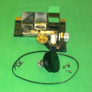 Olympus Ix70 Microscope Light Path Selection Prism Assembly 2645