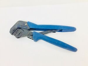 Amp tyco H 0325 Crimping Tool Cable electronics tolls Industrial
