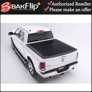 Bakflip F1 772409t For 2007 2018 Toyota Tundra 5 6 Short Bed W Track System