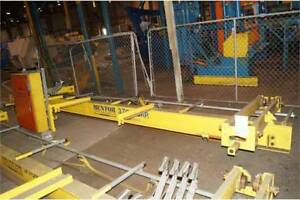18 Mentor 3 Ton Overhead Bridge Crane Complete With Traverse Drives main Panel