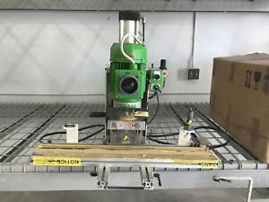 Grass Ecopress Hinge Press Boring Machine