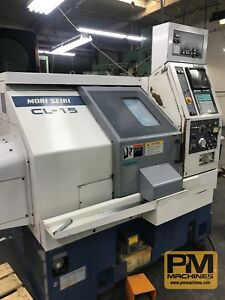 Used Mori Seiki Model Cl 15 Cnc Lathe