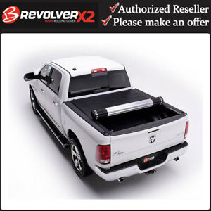 Revolver X2 39213rb For 2012 2018 Dodge Ram 1500 2500 3500 6 4 Bed W Ram Box