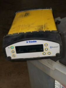 Trimble 432 442 Gps Rtk 900 Mhz Rugged Rover Base Station Receiver Waas Glonass