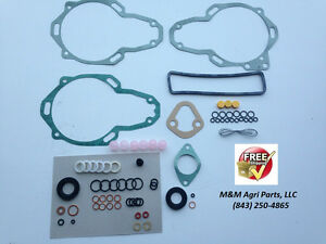 Simms Minimec Fuel Injection Pump Repair Kit Ford Dexta Massey Ferguson Mf