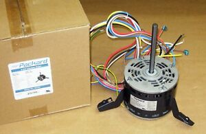 A c Blower Motor 1 3 Hp 115 V 1075 Rpm For Goodman Janitrol B1340021s B1340021