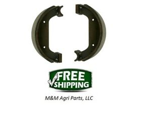 Brake Shoes Ford New Holland Compact Tractor 1700 1900 1910 Ford 83921593
