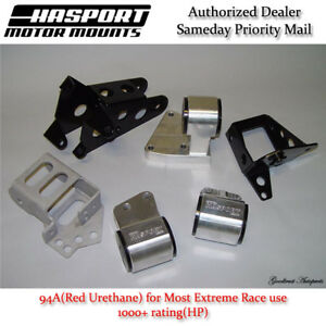 Engine Mount Kit For K series W Tsx Or Accord Trans Into 90 93 Accord 94a
