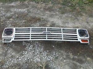 67 68 69 70 71 72 F100 F250 Ford Truck Grille Grill Aluminum Camper Special