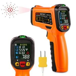 Digital Laser Infrared Thermometer Zoto Non Contact Temperature Gun