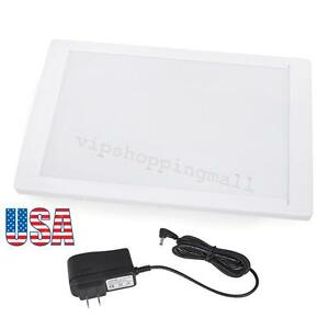 Us Seller X ray Film Illuminator Light Box A4 Light X Ray Viewer No Greay View