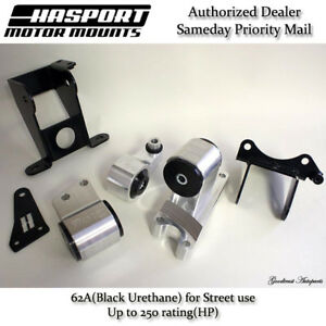 Hasport Mounts 06 11 Honda Civic Si Coupe Si Sedan Engine Mount Kit Fdstk 62a