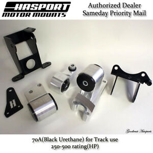Hasport Mounts 06 11 Honda Civic Si Coupe Si Sedan Engine Mount Kit Fdstk 70a