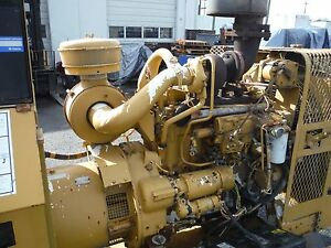 3304 Caterpillar Gen Set 115 Kw
