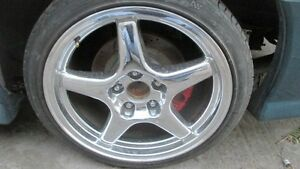 1993 2002 Camaro Z28 Ss Firebird Ws6 Style 17 18 Inch Alloy Wheels Set Of 4