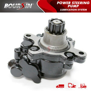Power Steering Pump For Toyota 14b Coaster Dyna 200 Toyoace Servopumpe