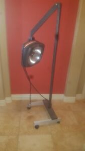 Two Castle Surgical Lights Medical
