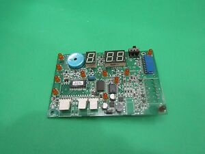 Wascomat Stack Dryer Td 3030 Printed Circuit Board 487 181514