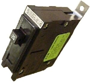 7 Pack Cutler hammer Qbhw1020 Quicklag 20a Circuit Breaker 20amp 1 pole