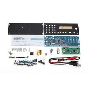200khz 2 5msps Dds Function Signal Generator Diy Kit With Panel Sweep Mode S1s4