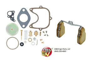 Holley Carburetor Kit Ford 2000 2600 2610 3000 3600 3610 4000 4600 4610 Tractor