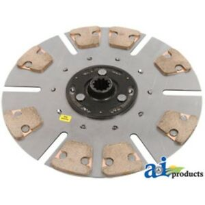67600c1 Clutch Disc For Case ih Tractor 1066 1086 1206 1256 Industrial 21206