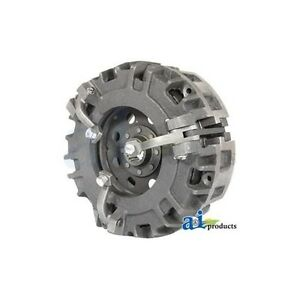 35350 99130 Dual Clutch Assembly W Pto Disc For Kubota Tractor L305 L345