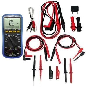 Owon 3 in 1 B35t Multimeter With True Rms Measurement Bluetooth With Tlp20157